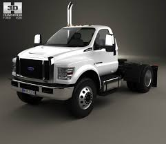 Ford 650 Price Ford F 650 F 750 Crew Cab Chassis 2016 3d Model Hum3d