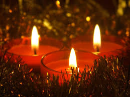 free christmas candles wallpapers live free christmas candles
