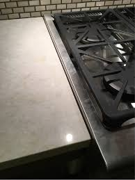How To Remove Cooktop From Counter Caulking Sealing Space Between Counter And Stainless Stove