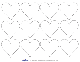 printable heart cut out 6 coolest free printables crafts for