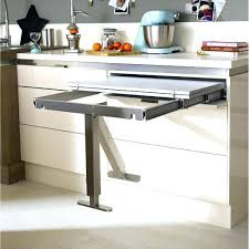 cuisine escamotable table de cuisine en stratifiac table cuisine escamotable tiroir