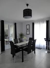 idee deco salon canape noir deco salon noir blanc salon et noir stunning deco salon noir