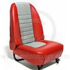 sc3017 mini recliner seat cover kit interior trim minisport