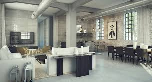 Buffalo Office Interiors Industrial Design For Loft Style Buffalo Apartments