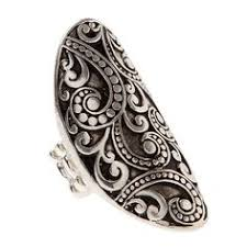 long silver rings images Sandi pointe virtual library of collections jpg