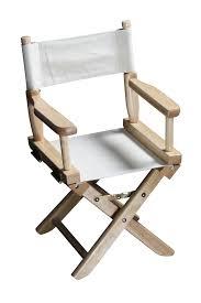 siege metteur en fauteuil metteur en scène personnalisé