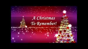 a christmas to remember 2015 youtube