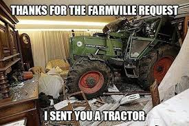 Tractor Meme - tractor meme the coffee face