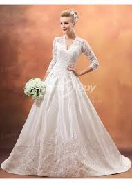 gown for wedding buy lace gown wedding dresses online honeybuy page 1