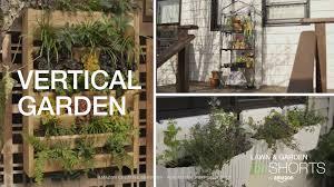 Portable Vertical Garden Amazon Lawn U0026 Garden Shorts Go Vertical With Your Garden Youtube