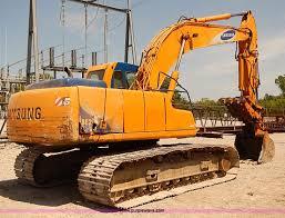 samsung se210lc 3 excavator item ba9589 sold september