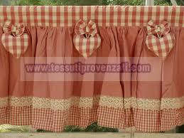 Mantovane Per Tende Fai Da Te by Tende Mantovane Tende Provenzali Tende Country Shabby Chic