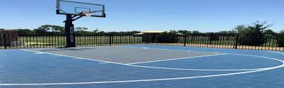 Backyard Pool And Basketball Court Dallas Landscaping Pool Remodeling Sport Courts Frisco