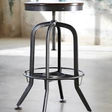 Vintage Industrial Bar Stool Restoration Hardware Vintage Toledo Barstool Look 4 Less