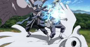 sasuke vs shippuuden sasuke vs deidara recap 121 125 one