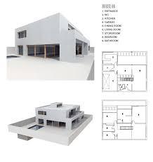 4 designer modern architectural 3d models 9