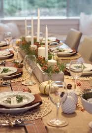 Kitchen Table Setting Ideas Best 20 Casual Table Settings Ideas On Pinterest Natural Dinner