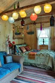 bedroom attractive bohemian themed bedroom for hipster like you