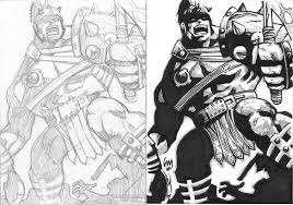 planet hulk sketch by wrathofkhan on deviantart