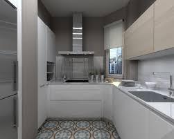 cuisine silestone cocina santos modelo line estratificado blanco y fresno encimera