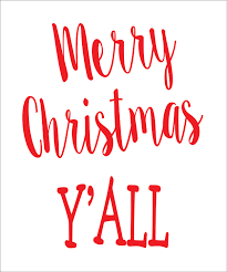 merry christmas signs merry christmas y all christmas stencils 5 sizes create