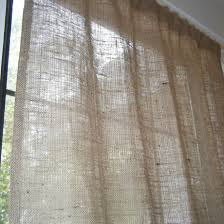 Standard Curtain Length South Africa by Burlap U0026 Cotton Curtains Valances U0026 Shower By Curtainsbyjackiedix