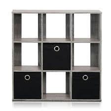 grey bookcases you u0027ll love wayfair