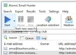 Resume Harvesting Stop And Resume Search Atompark Software