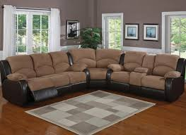 Modern Sectional Sleeper Sofa Sofa Trendy Small Sectional Sofa With Recliner 20 Plans Free