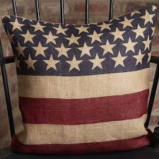 Burlap Decorative Pillows The Country House Online Store