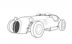 jaguar racing car coloring free cars coloring