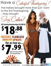 tanning salon apologizes for indian color thanksgiving day