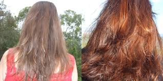 Washing Hair After Coloring Red - hair colouring with plant dyes