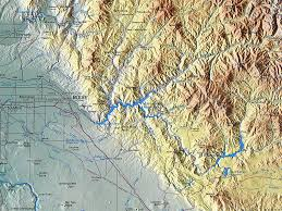 Rocky Mountain Map Idaho Wall Map By Raven 42