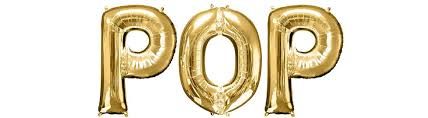 giant gold letter balloons party city