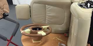 refaire siege voiture réparation de sièges dbg car center à caen entretien et