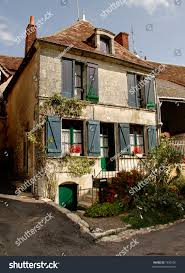 quaint rustic french village house stock photo 1890726 shutterstock