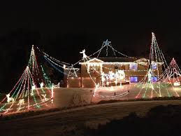christmas light displays in ohio light up the season with these twin cities holiday displays