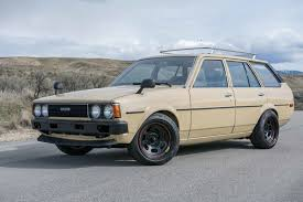 1980 toyota corolla for sale 1980 toyota corolla wagon 4200 boise japanese nostalgic car