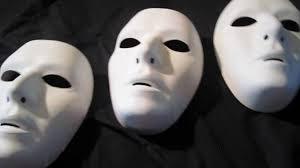 purge masks halloween city three new cesar 1983 rare blank joey u0027s youtube