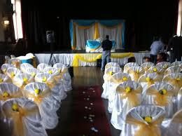 turquoise and yellow wedding theme images wedding decoration ideas