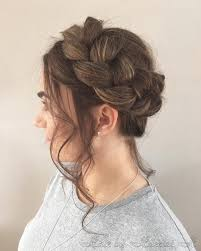 updos for long hair with braids 26 gorgeous braided updos you must try