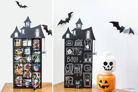 Halloween Window Monsters by 2 Littlefaces Simple Diy Advent Calendar