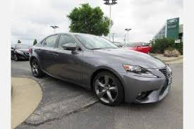 lexus wi used lexus is 350 for sale in wi edmunds