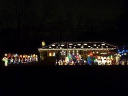 Northside Lighting Images Best Holiday Houses In The Burbs