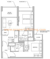 Coco Palms Floor Plan by Park Place Floor Plan D1 Property Fishing