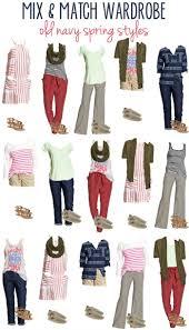 old navy spring styles 16 mix u0026 match wardrobe options