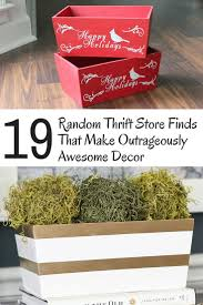 250 best diy thrift store projects images on pinterest thrift
