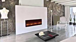 Recessed Electric Fireplace Modern Flames Electric Fireplace Youtube