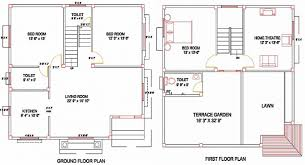 layout floor plan column layout for a residence ground floor plan floor
